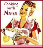 Cooking with Nana Logo