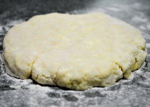 Lemon-Scone-Dough